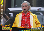 Hot Toys Dr. Emmett Brown Sixth Scale Figure
