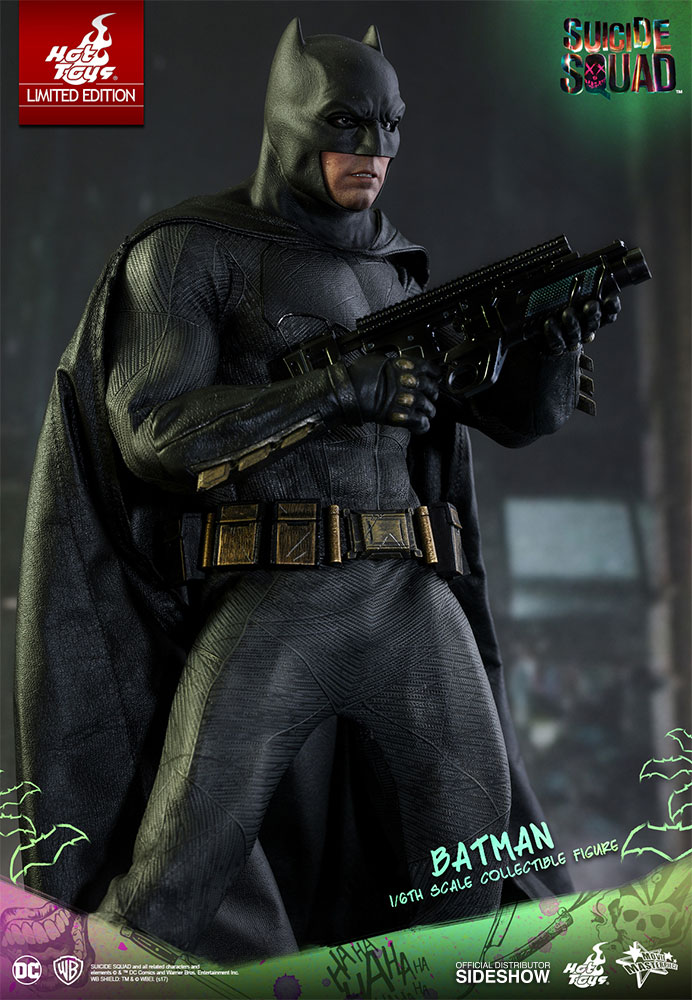 dc comics batman sixth scale figure by hot toys sideshow collectibles. Black Bedroom Furniture Sets. Home Design Ideas