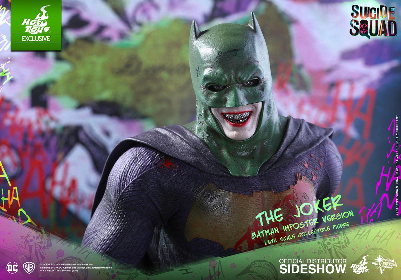 dc comics the joker batman imposter version sixth scale figu sideshow collectibles. Black Bedroom Furniture Sets. Home Design Ideas