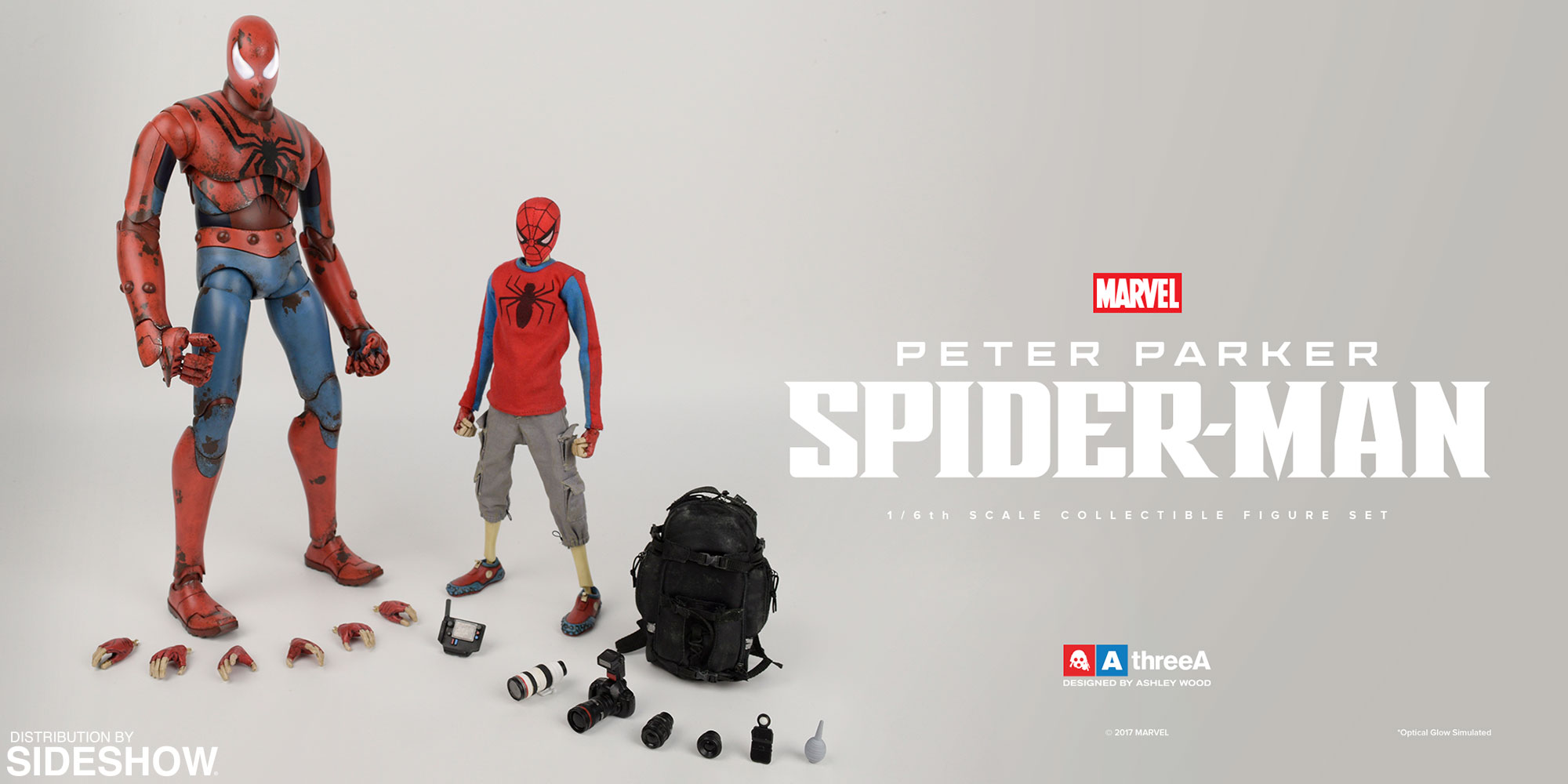 peter parker Peter parker is a spider-man minifigure first introduced in 2002 in the studios theme he has appeared in three sets, each with a different variation he is the.