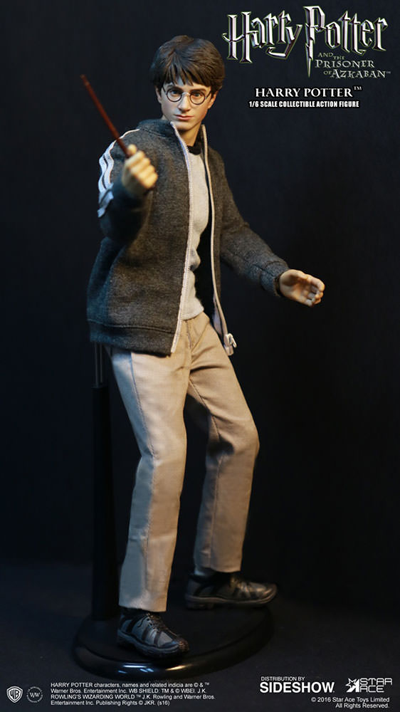 Harry Potter Toys : Harry potter teenage version sixth scale