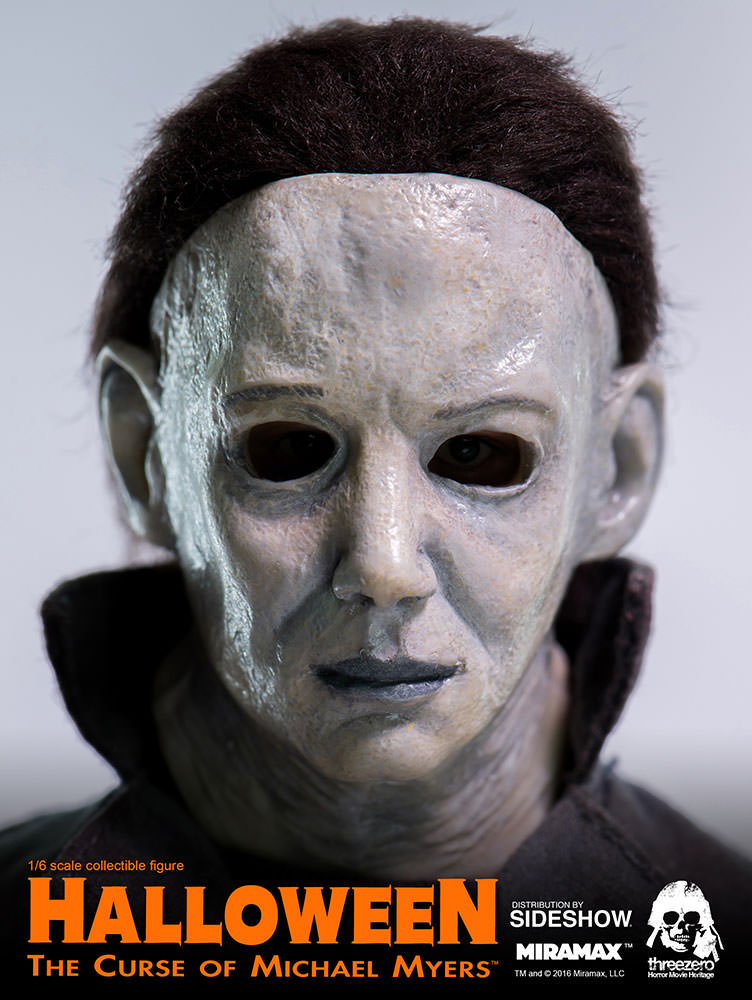 Halloween The Curse of Michael Myers Sixth Scale Figure by T ...