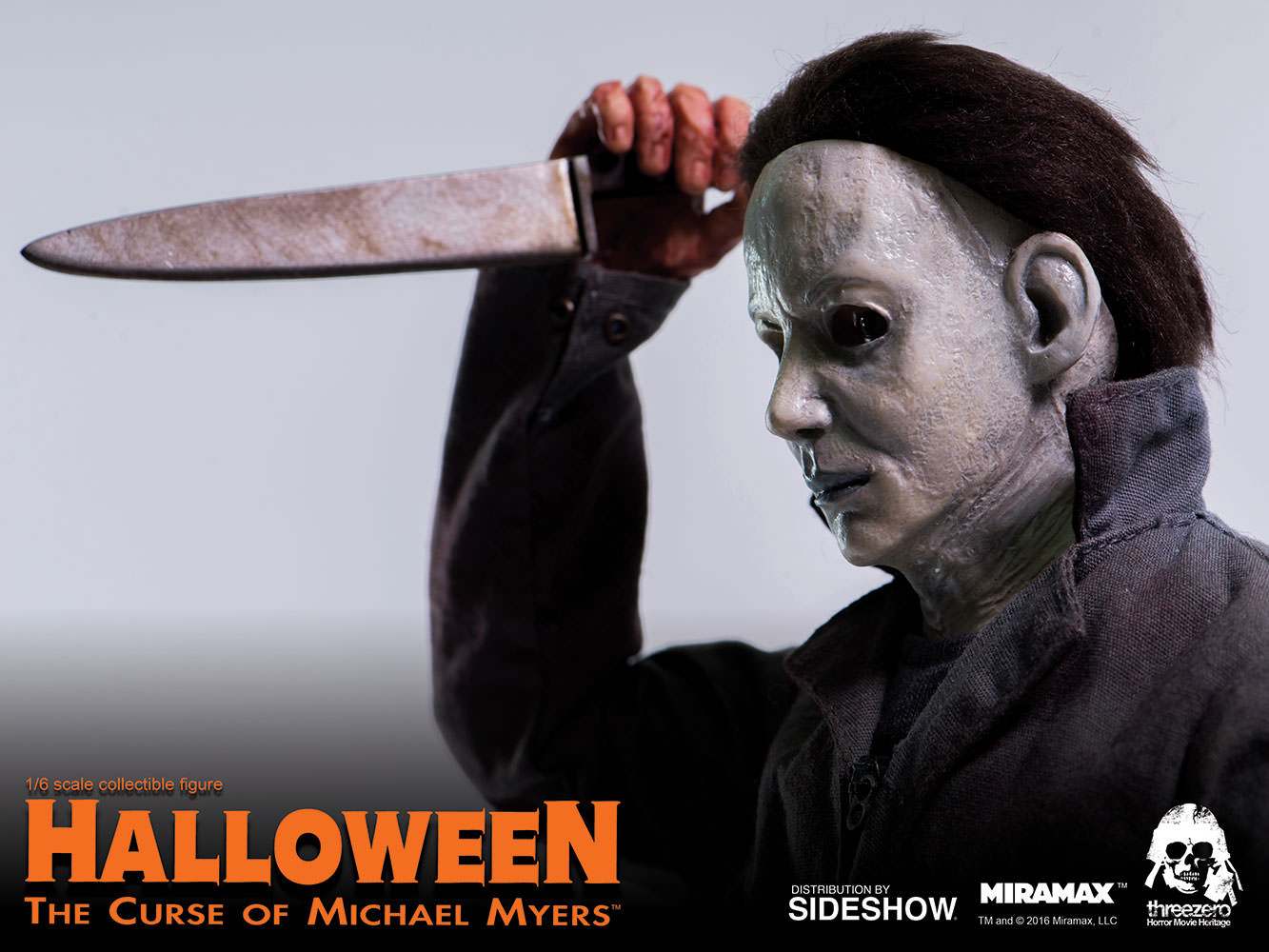 the curse of michael myers sixth scale figure - Halloween 1