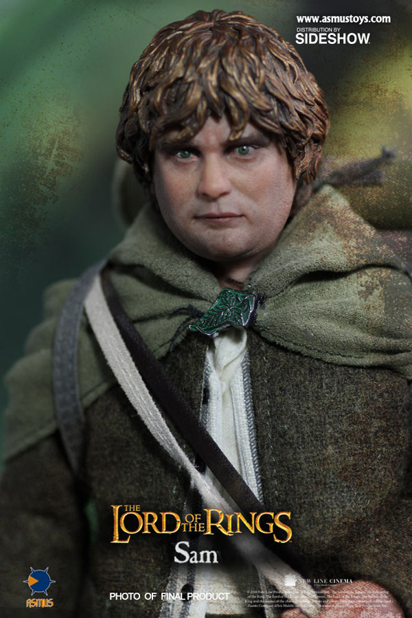 Asmus Toys Frodo And Sam Sixth Scale Figure