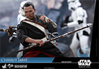 Hot Toys Chirrut Imwe Deluxe Version Sixth Scale Figure