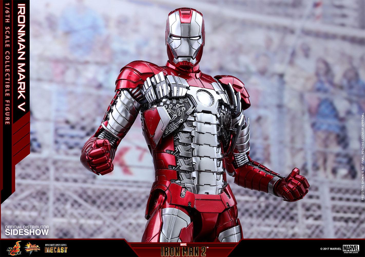 Wearable Ironman Mark 2