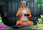 Hot Toys Harley Quinn Prisoner Version Sixth Scale Figure