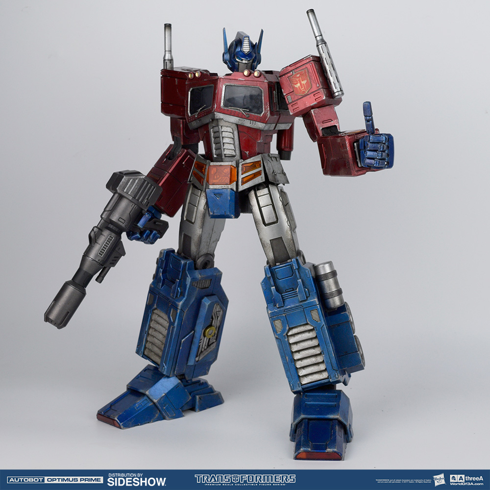 Transformers Optimus Prime Classic Edition Collectible ...