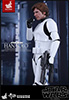 Hot Toys Han Solo Stormtrooper Disguise Version Sixth Scale Figure
