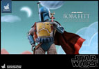 Hot Toys Boba Fett Animation Version Sixth Scale Figure