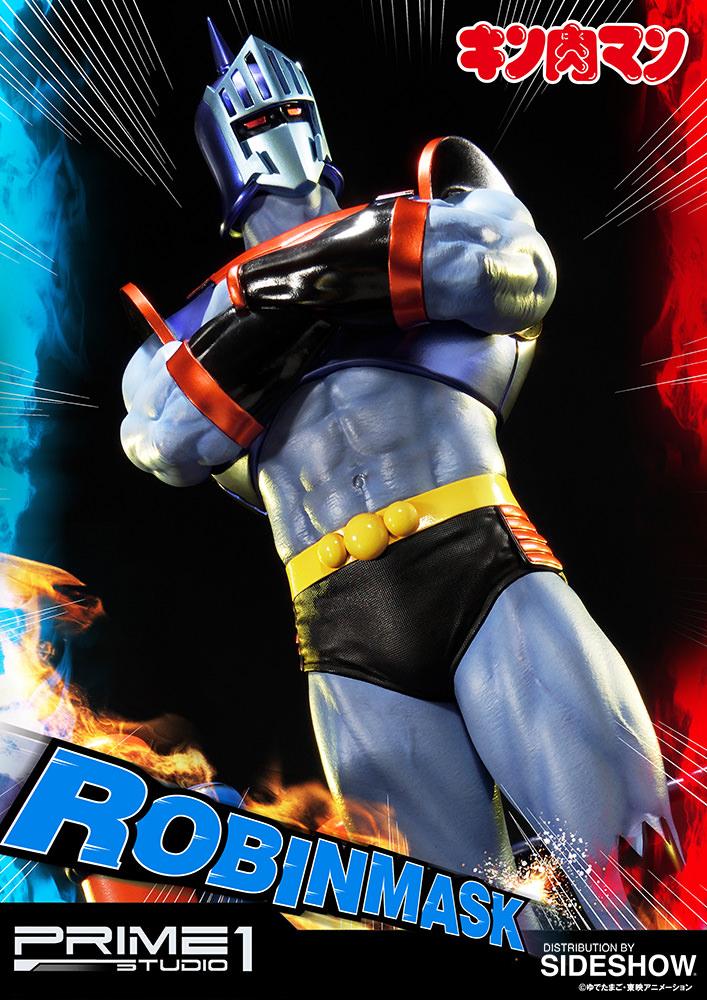 kinnikuman robin mask statue by prime 1 studio sideshow