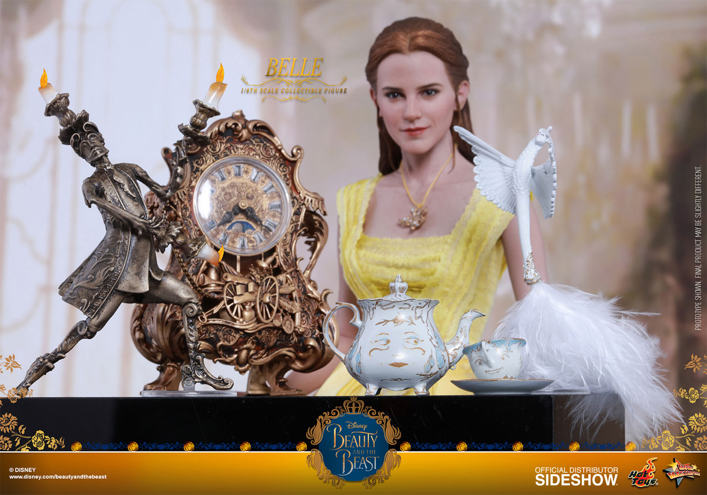 1 6 Belle Beauty And The Beast 2017 Statue Forum
