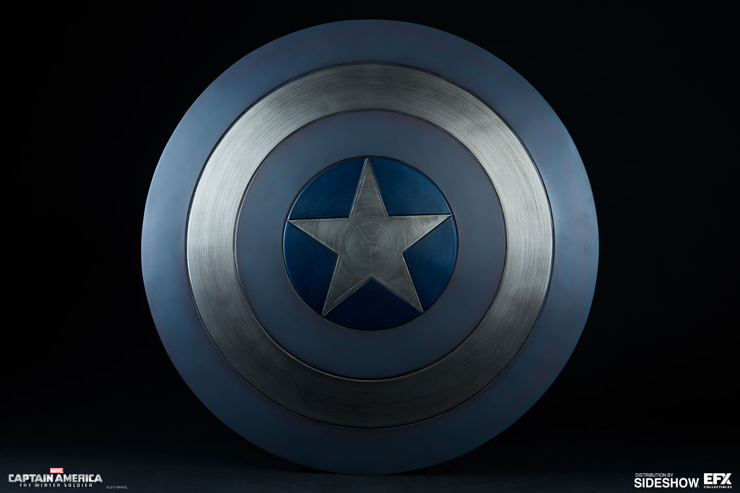 Marvel Captain America Stealth Shield Prop Replica By Efx Co