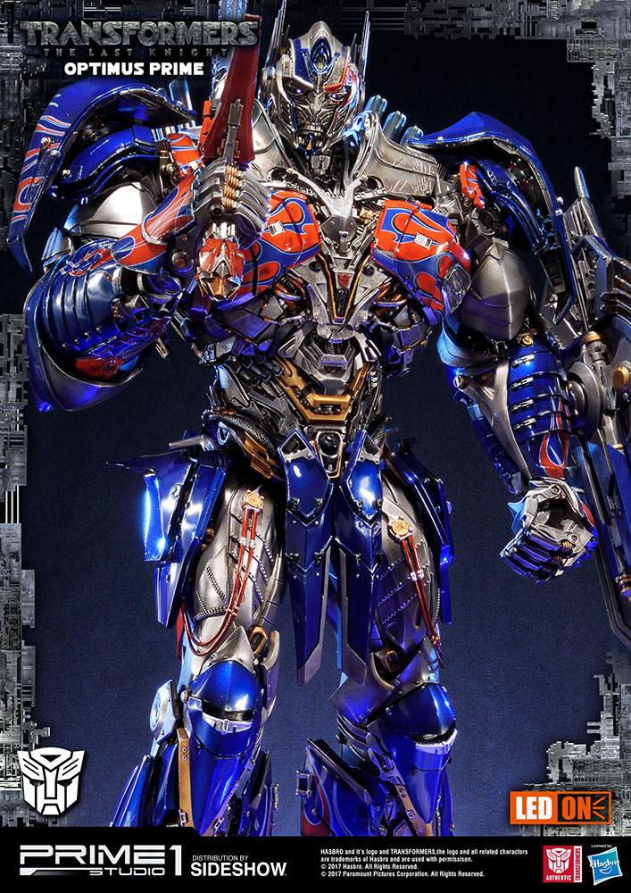 transformers optimus prime statue by prime 1 studio sideshow
