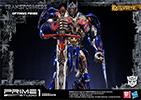 Optimus Prime Statue