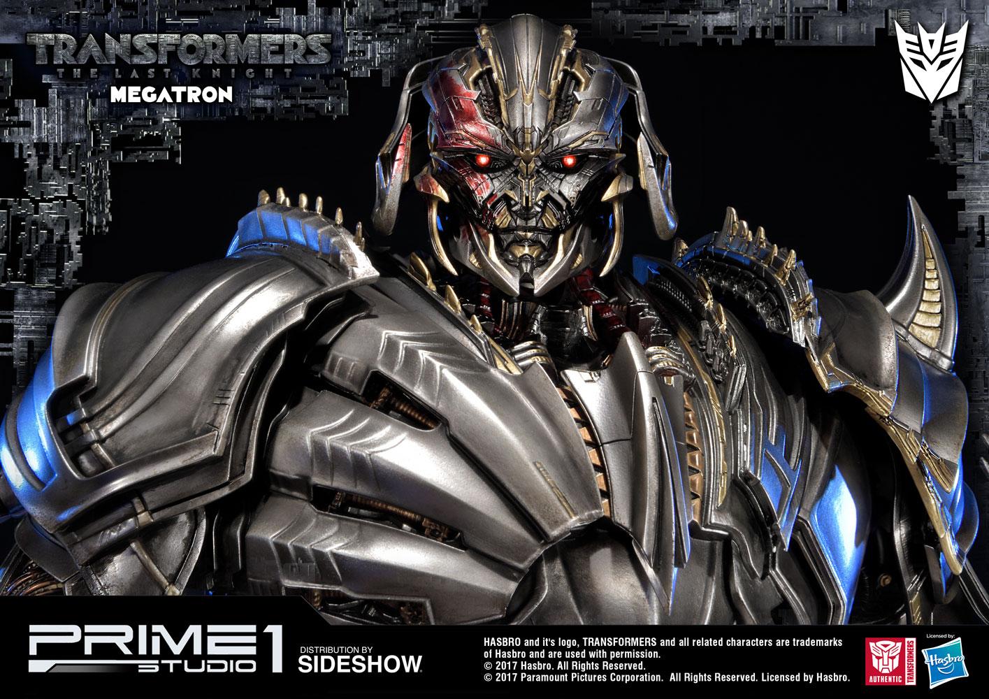 transformers megatron statueprime 1 studio | sideshow collectibles