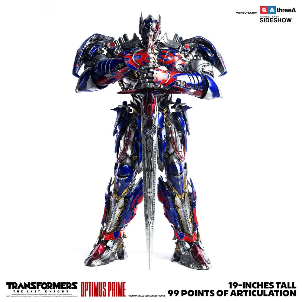 transformers optimus prime collectible figurethreea toys