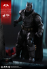 Hot Toys Armored Batman Battle Damaged Version Sixth Scale Figure
