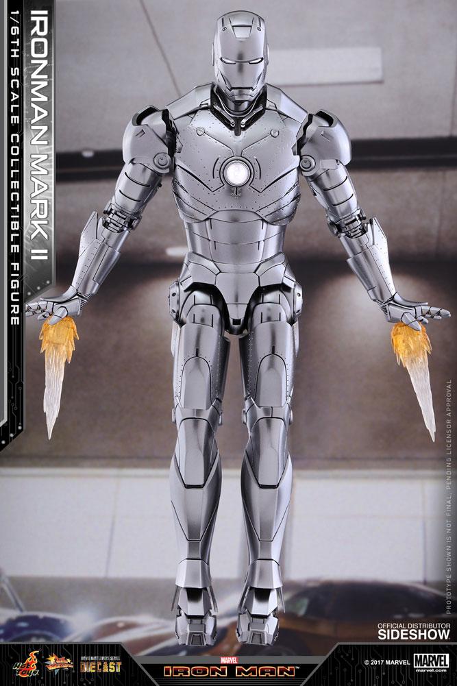 Hot Toys Iron Man Mark Ii 67