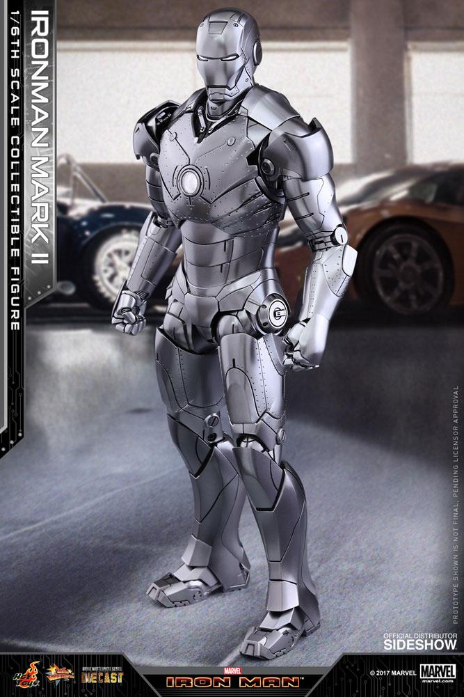 Hot Toys Iron Man Mark Ii 117