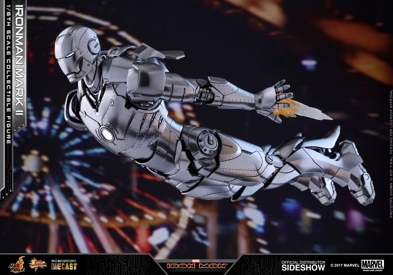 Hot Toys Iron Man Mark Ii 79