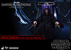 Hot Toys Emperor Palpatine Deluxe Version Sixth Scale Figure