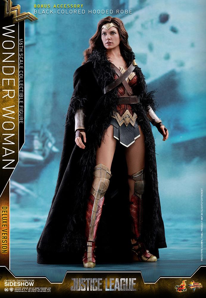 dc comics wonder woman deluxe version sixth scale figure