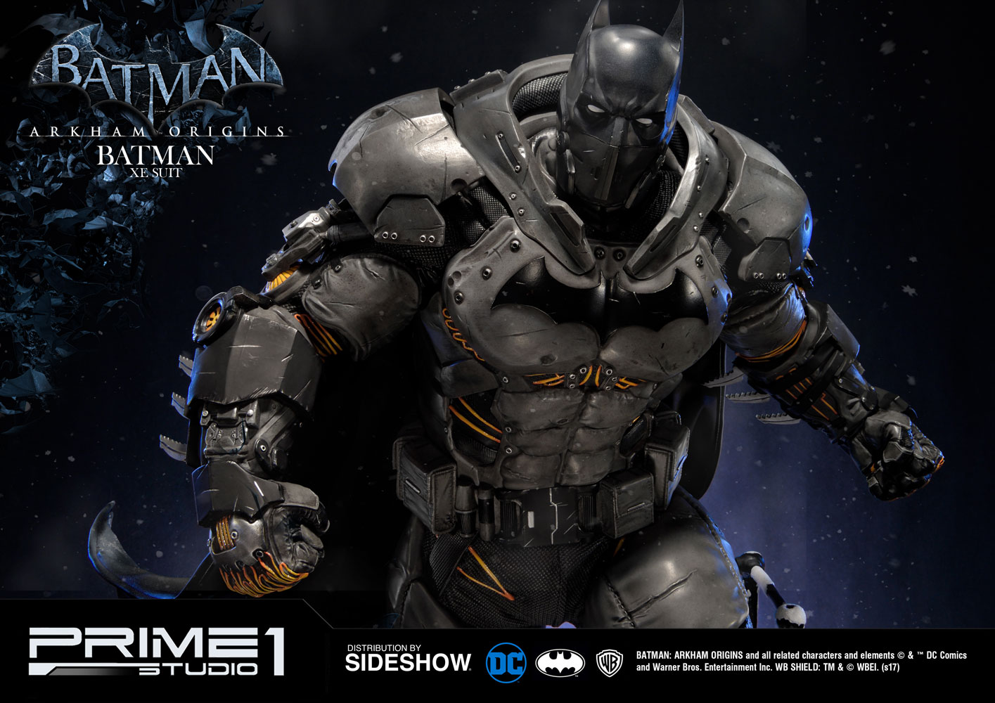 batman origin Batman: arkham asylum and batman: arkham city are two of the finest open world games of this generation, and now there's a third, batman: arkham origins featuring the same award-winning blend of action, exploration, puzzle-solving, and collectible-hunting, as well as the appearance of fan favorite dc universe heroes and villains, batman.
