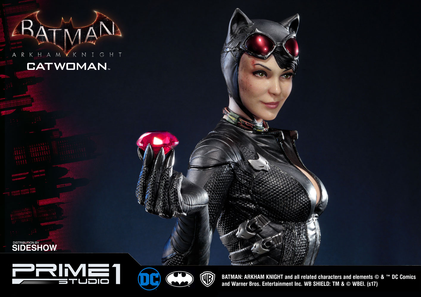 Catwoman Statue - Prototype Shown Catwoman Statue  sc 1 st  Sideshow Collectibles & DC Comics Catwoman Statue by Prime 1 Studio   Sideshow Collectibles