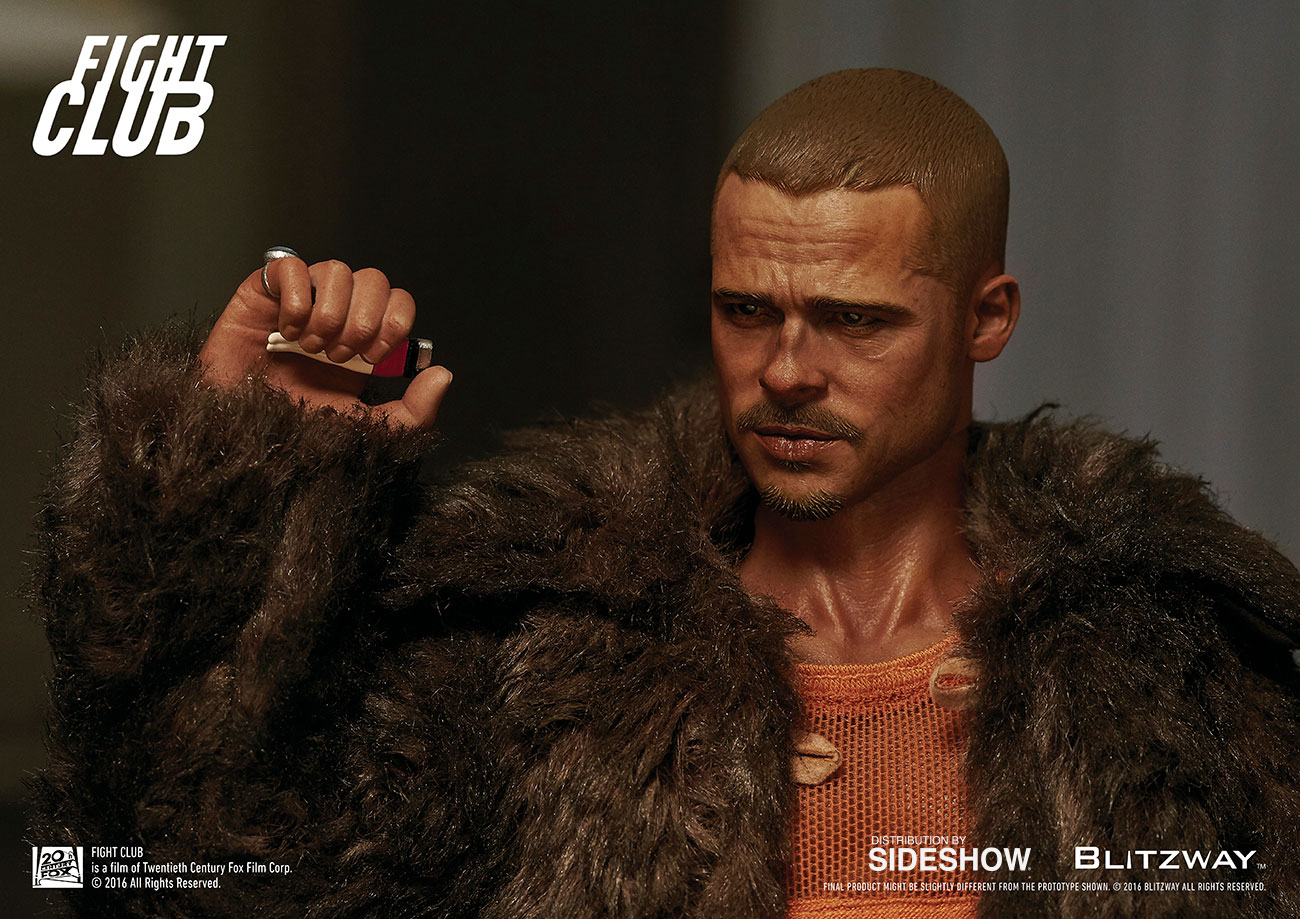 Tyler Durden Special Pack Sixth Scale Figure Set