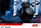 Hot Toys BB-9E Sixth Scale Figure