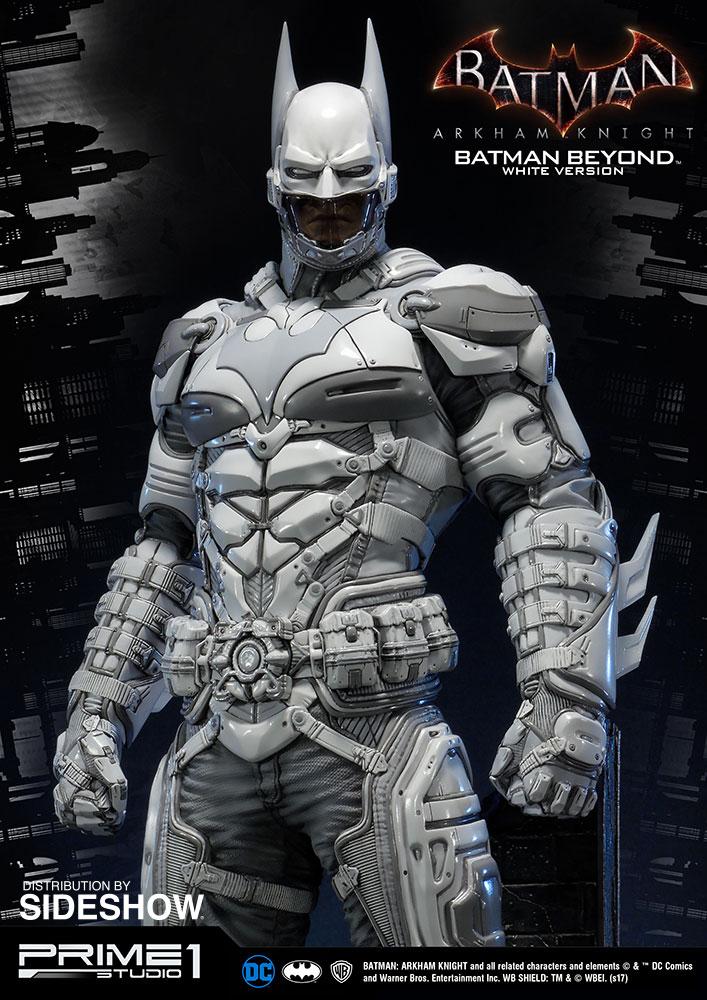 Dc Comics Batman Beyond White Version Statue By Prime 1