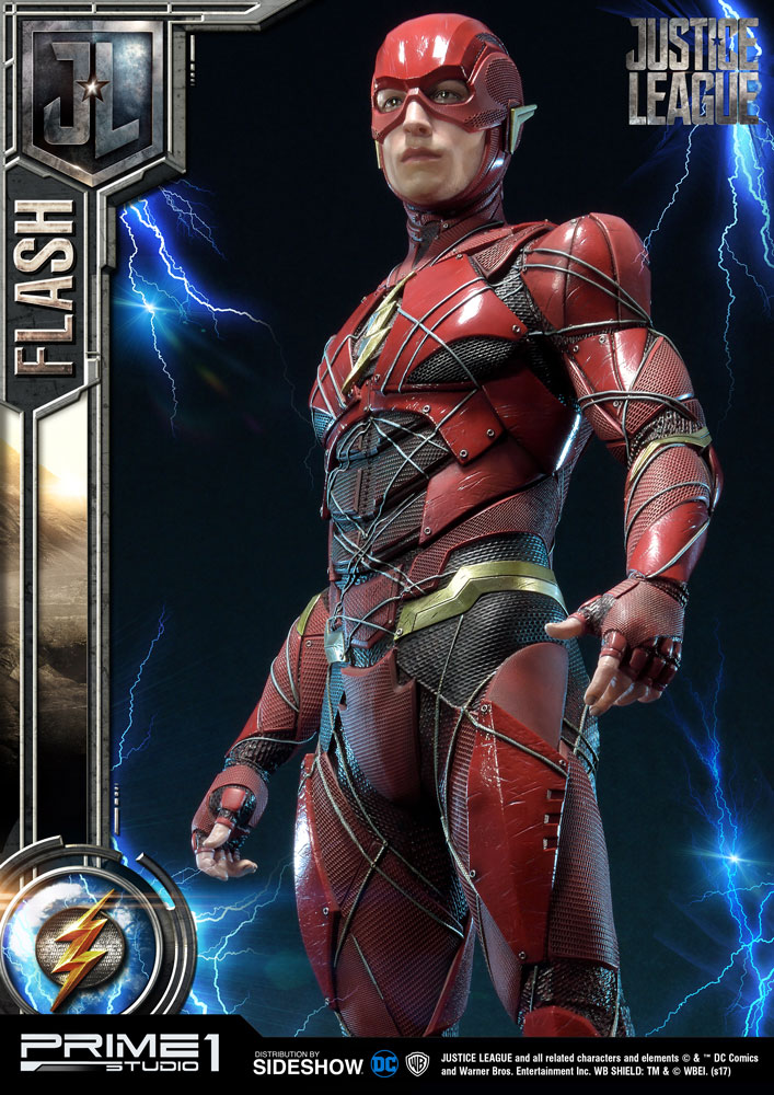 DC Comics The Flash Statue by Prime 1 Studio | Sideshow ...