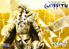 Griffith The Falcon of Light Statue
