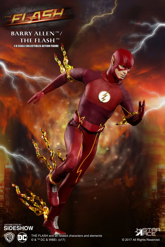 The Flash The Flash Collectible Figure by Star Ace Toys ...