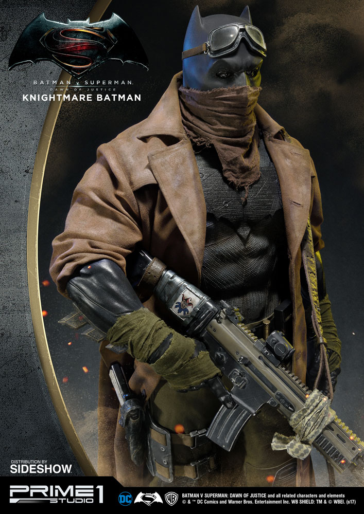 DC Comics Knightmare Batman Statue by Prime 1 Studio | Sideshow ...