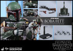 Hot Toys Boba Fett Sixth Scale Figure