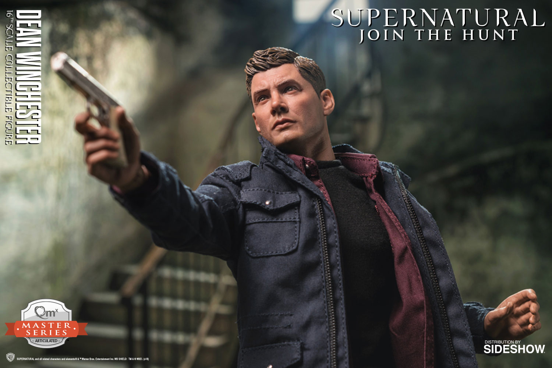 Supernatural Dean Winchester Sixth Scale Figure By Quantum