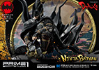 Ninja Batman Deluxe Version Statue