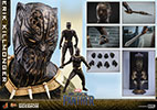 Hot Toys Erik Killmonger Sixth Scale Figure