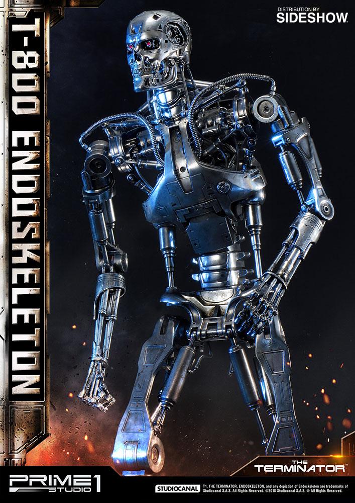 T-800 Endoskeleton (The Terminator)