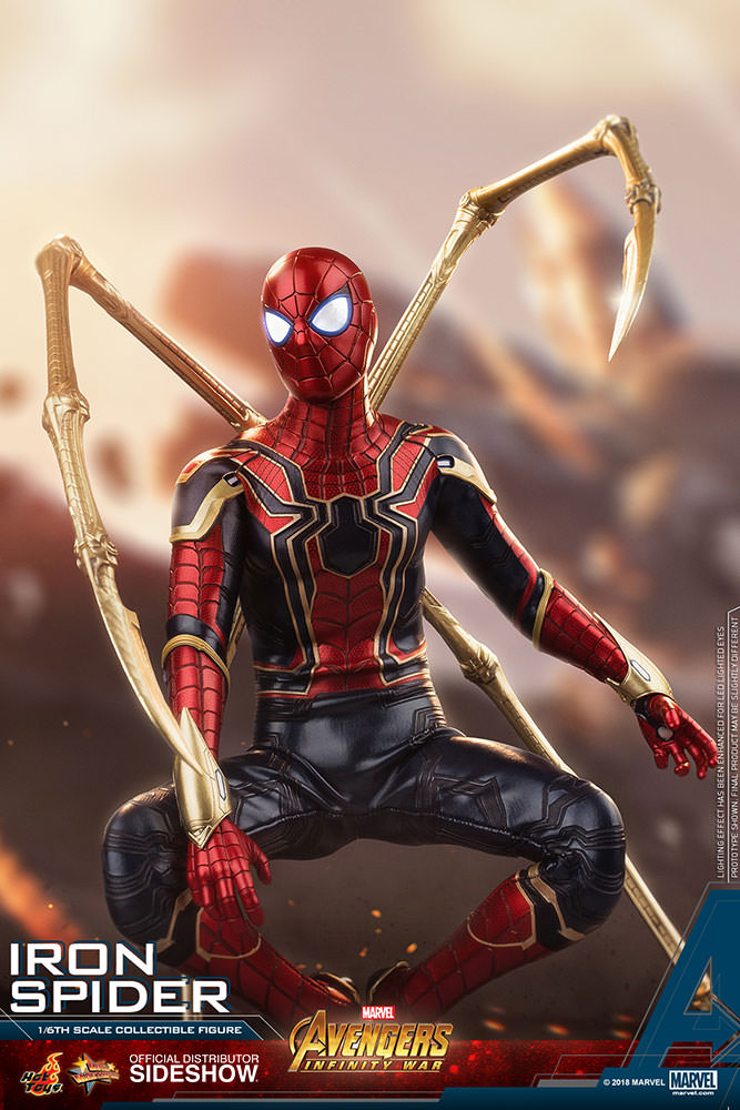 Image result for spider man infinity war