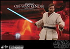 Hot Toys Obi-Wan Kenobi Deluxe Version Sixth Scale Figure