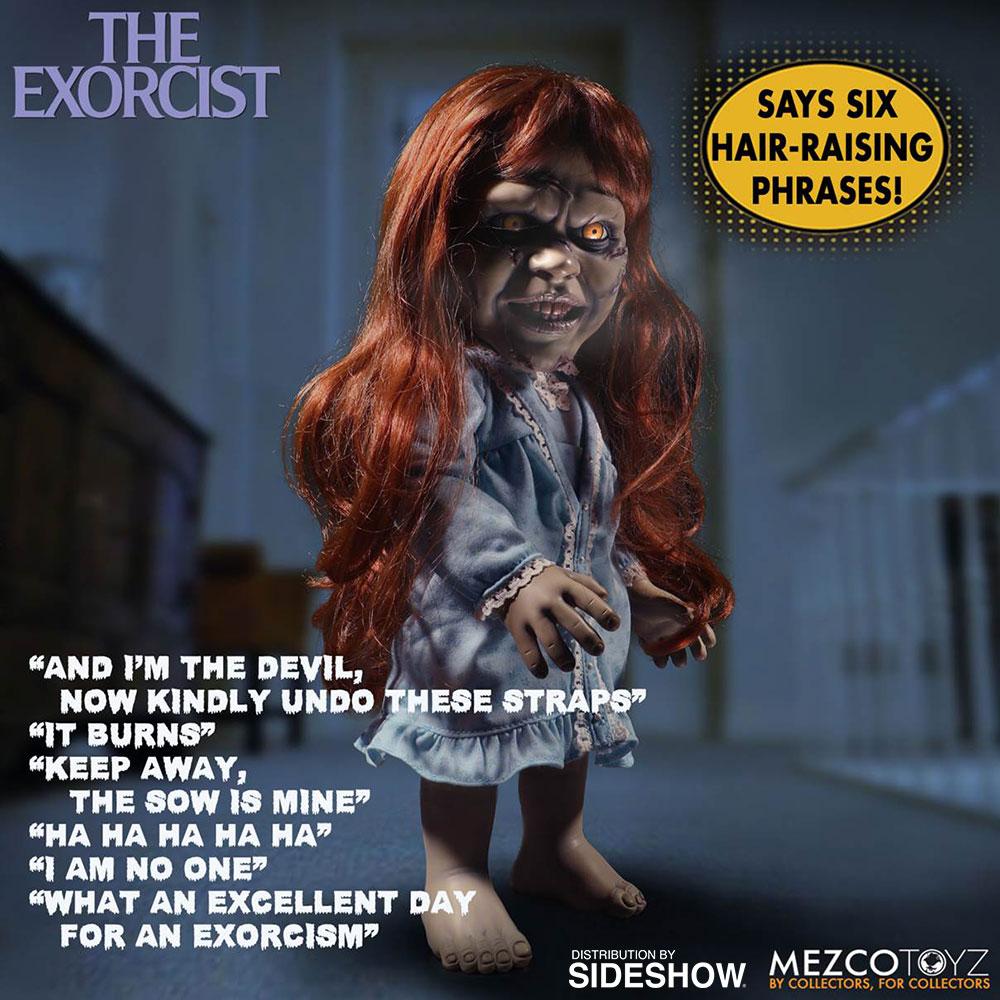 exorcist sounds