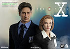 Agent Scully Deluxe Version Sixth Scale Figure
