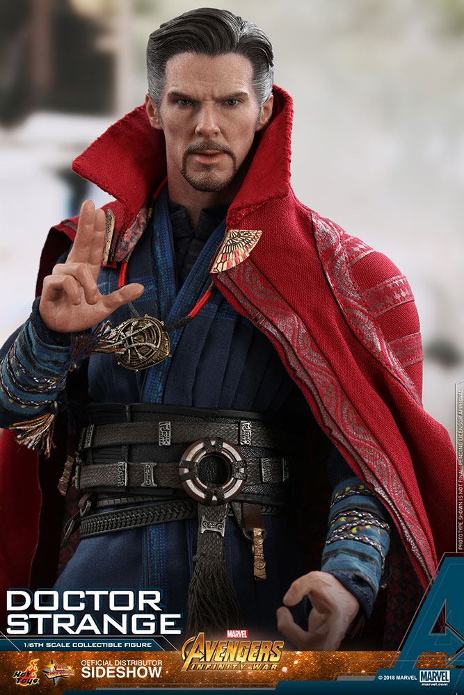 Marvel Doctor Strange Sixth Scale Figure by Hot Toys ...