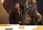 Hot Toys Han Solo Deluxe Version Sixth Scale Figure