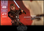 Hot Toys Anakin Skywalker Dark Side Sixth Scale Figure