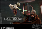Hot Toys Count Dooku Sixth Scale Figure