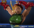 Cammy Player 2 Pink Statue